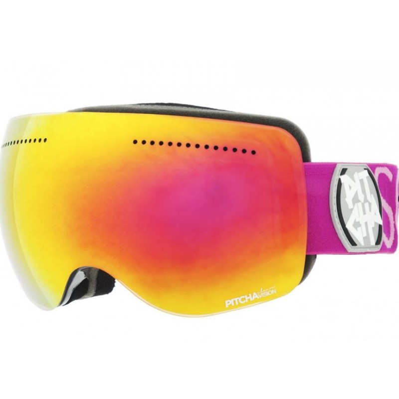 PITCHA SG 3.14 GREY/PINK/YELLOW MIRORRED